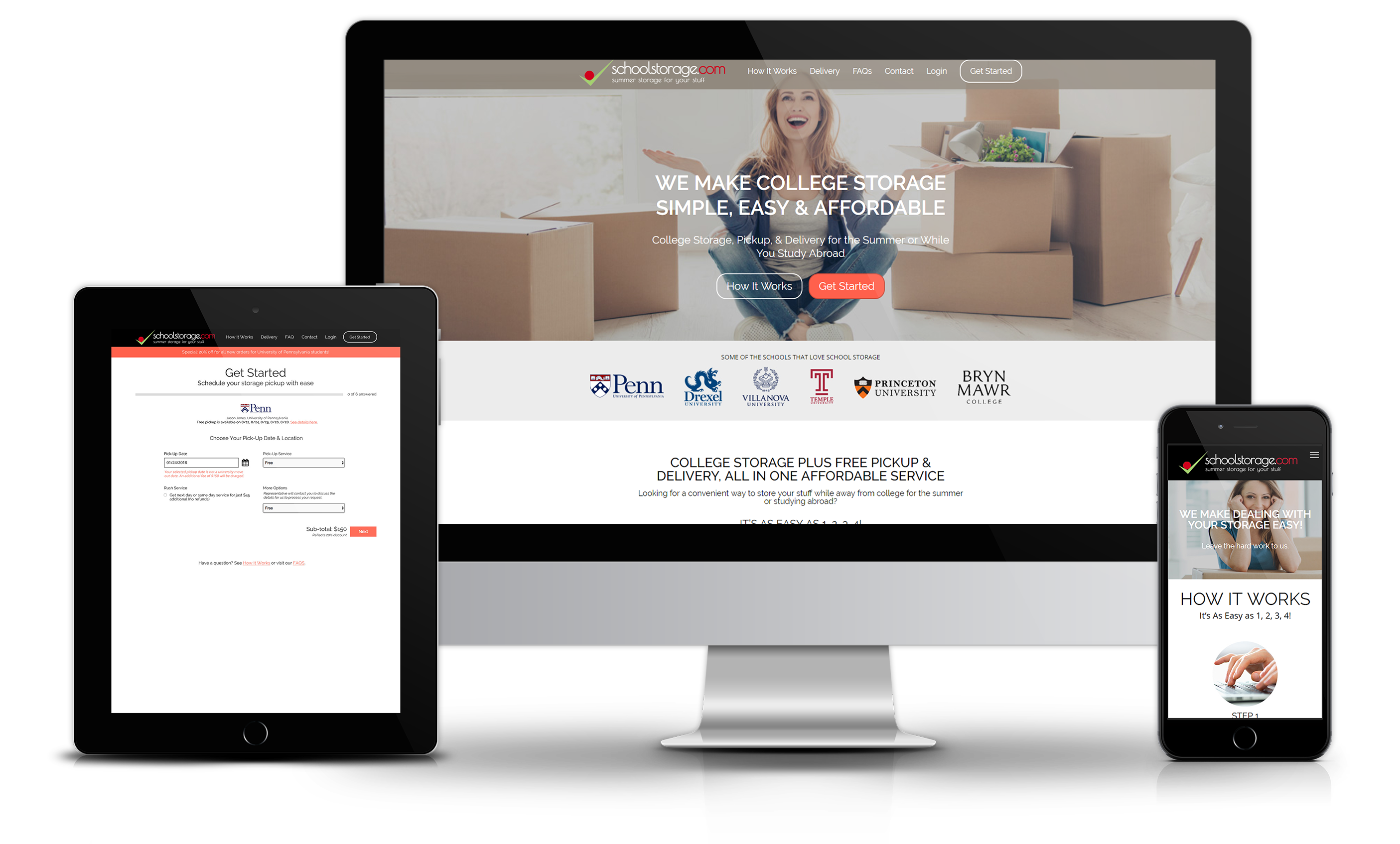 Custom Website Design Philadelphia